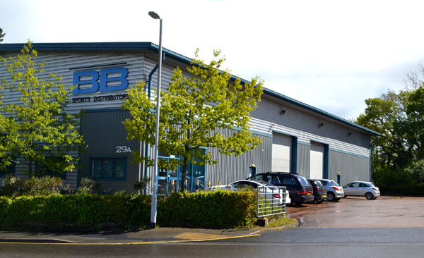 BB Sports Distributors Exeter