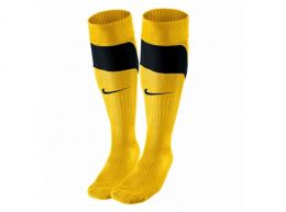 Nike Tournament Sox Yellow Black Clearance