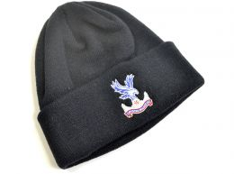 47 Brand Crystal Palace Cuff Knitted Turn Up Hat Navy