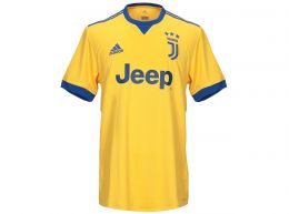 Adidas Official Juventus Football Shirt Away Kit