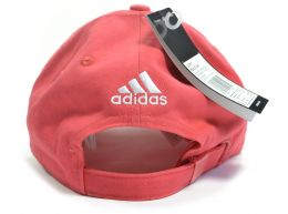 Adidas Real Madrid Baseball Cap Vivid Red