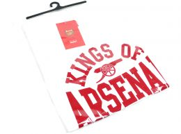 Arsenal Kings of London T Shirt Adults Retail Packaging