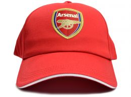 Arsenal Puma Baseball Cap Red