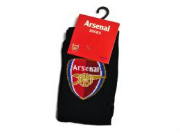 Arsenal Crest Socks 1 Pair SIZE ADULT