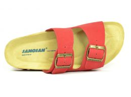 Sanosan Aston Nubuck Cherry Womens