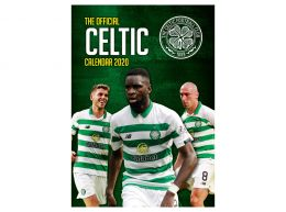 Celtic FC 2020 A3 Calendars