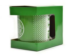 Celtic Boxed Mug Fade Design