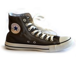 Converse All Star Charcoal Hi