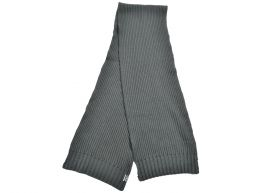 Converse Jumbo Cable Knit Scarf Grey