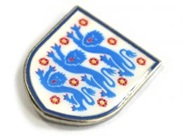England Three Lions FA Crest Badge