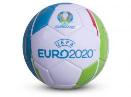 Euro 2020 Football Size 5 White Blue Green