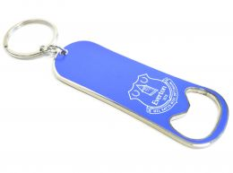 Everton Colour Bottle Opener Keyring