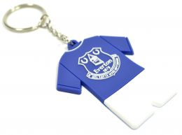 Everton PVC Full Kit Keyring
