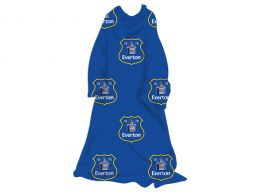 Everton Snuggle Fleece Blanket
