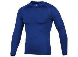 Clearance Prostar Geo T Royal Football Base Layer Compression Top