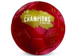 Liverpool 26 Panel Champions Signature Ball
