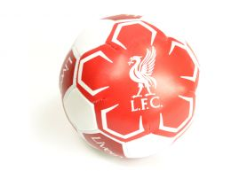Liverpool Mini 4 Inch Soft Ball
