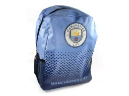Man City Backpack Fade Design New Crest