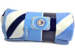 Man City Pulse Fleece Blanket