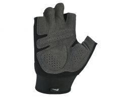 Nike Mens Extreme Fitness Gloves Blue Force Black Thunderstorm
