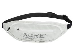 Nike Large Graphic Capacity Waistpack 2 Aura White Silver