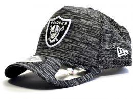 New Era Oakland Raiders NFL Engineered Plus Grey 9Forty