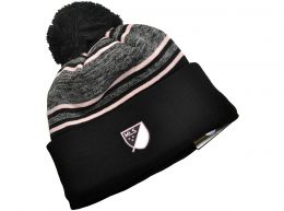 New Era Inter Miami CF MLS Knitted Bobble Hat
