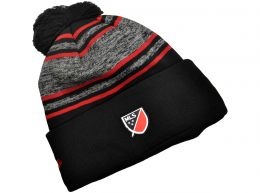 New Era DC United MLS Knitted Bobble Hat