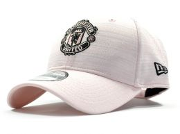Man Utd New ERA Pink Engineered 9Forty Baseball Cap