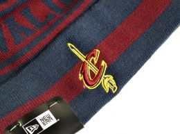 New Era Cleveland Cavaliers NBA Knitted Hat