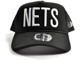 New Era Brooklyn Nets Trucker