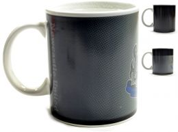 Newcastle United Heat Changing 11oz Boxed Mug