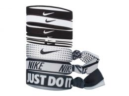 Nike Mixed Pony Tail 9 Pack Black