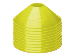 Nike 10 Pack Training Cones Total Volt