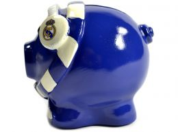 Real Madrid Cold Scarf Piggy Bank