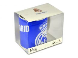 Real Madrid Boxed Mug Established 1902 Design