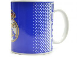 Real Madrid Boxed Mug Fade Design