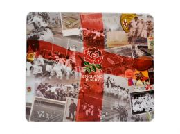 England Rugby RFU Retro Computer Mouse Mat