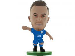 Leicester City Soccerstarz James Maddison Home Kit