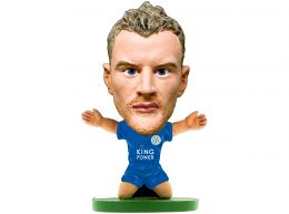Leicester City Soccerstarz Jamie Vardy Home Kit