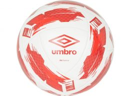 Umbro Neo Swerve Football White Red