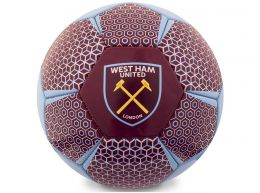West Ham United Vortex Ball Football Size 5