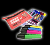 Football club stationery | football club partyware and stationary