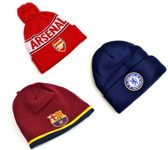 Team Knitted Hats